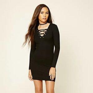 Long Sleeve Dresses Forever 21 Lkace